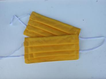 Mouth and Nose Protection - 2x yellow